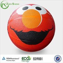 Zhensheng Rubber Basketballs Kindergarten Children Toy Play