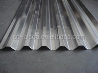 Manufacturer of low processing customized corrugated aluminum plate 750 type 800 type