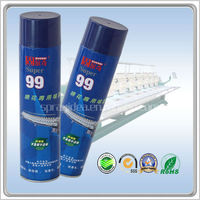 GUERQI 99 waterproof spray adhesive for fabric with high quality
