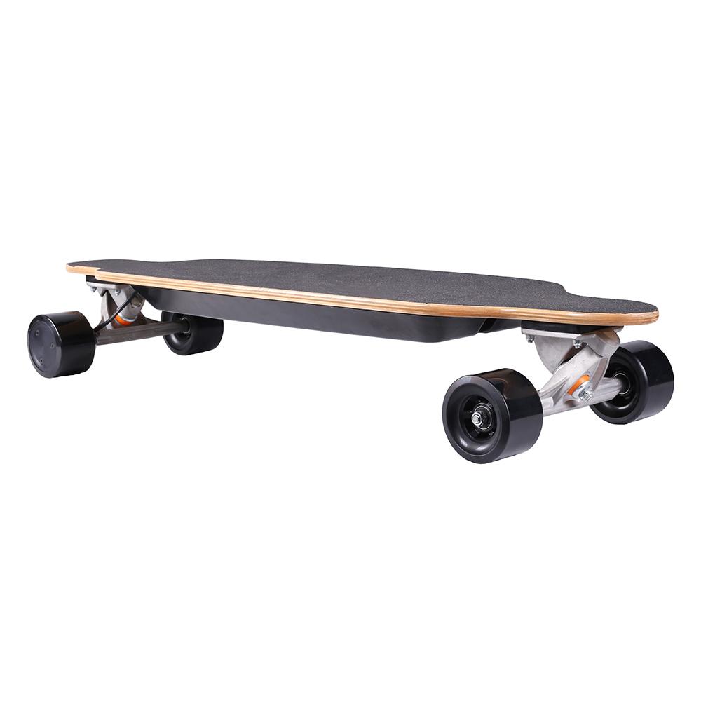 Amplamente Utilizado melhor longboard skate elétrico adulto 4 rodas Elétrica