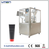 Newest design good price ultrasonic plastic tube vacuum sealer