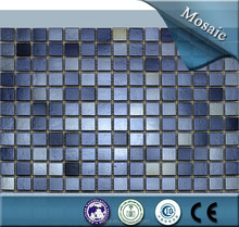 Glass brick tile mosaic made in China