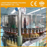 Auto Filling Machine For Pop Can Production Line