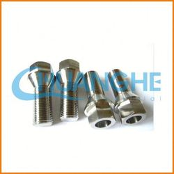 Alibaba China suppliers forged aluminum 4x100 wheel spacer