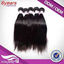 New fashion best brazilian human hair,Hot sale products Milky Way Silky Straight Human Hair Weft