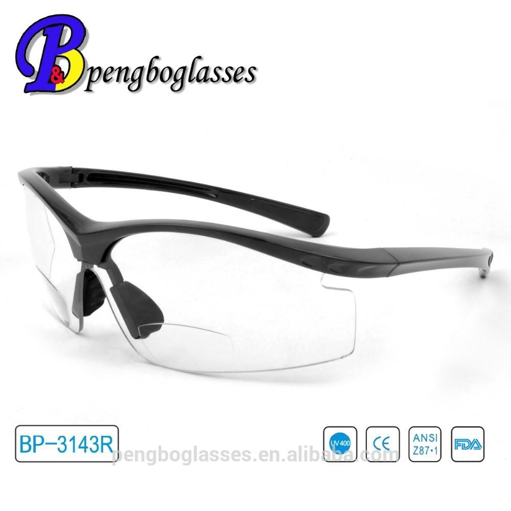 en166 diverse diottrie bifocale occhiali di sicurezza