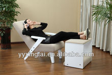 DEMNI Living Room Chair Specific Use and Living Room Furniture,Chair With Tablet Arm