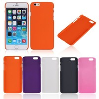 Ultra-Thin Matte Rubberized Hard Back Shell Case Cover For Apple iPhone 6