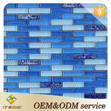 Crystal Glass Mosaic Tile With Factory Price