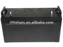 Hot sale!!! rechargeable sealed lead acid battery 12v 150ah