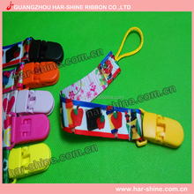 Wholesale Baby Shower Gift Pacifier Holder Clip