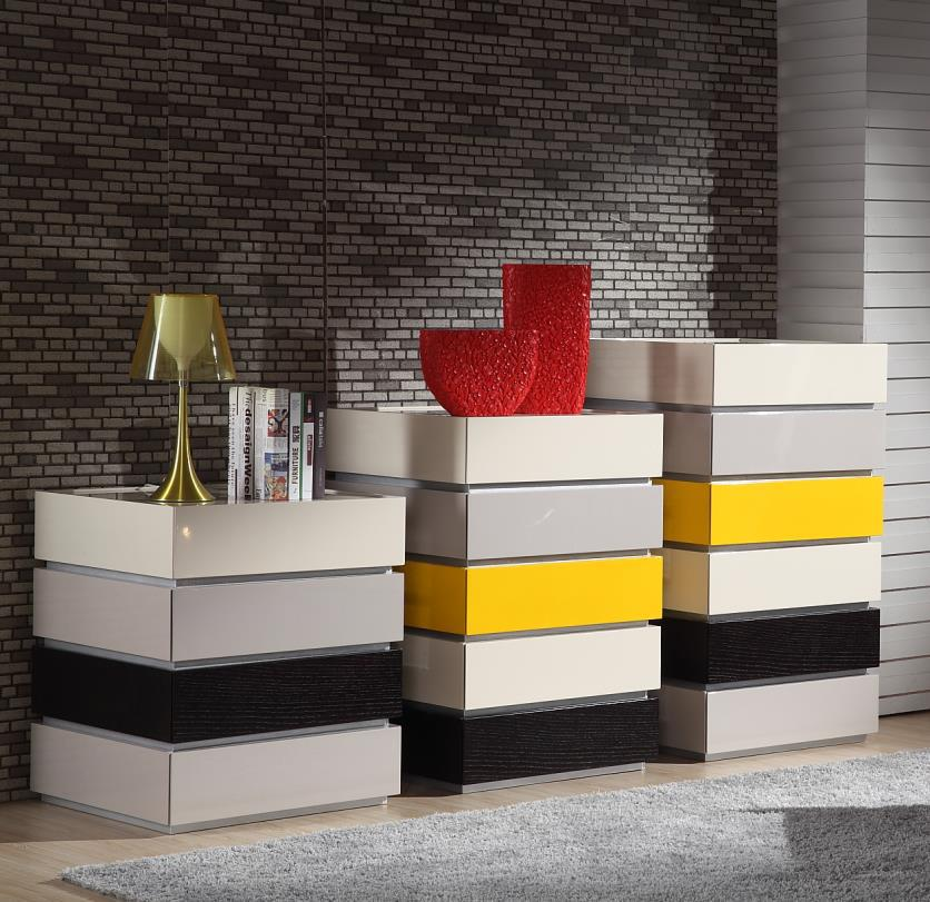 factory price living room and bedroom wooden chest of drawers cabinet
