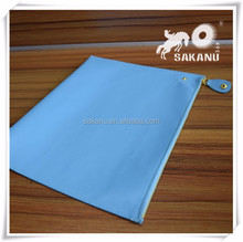 promotional high quality PU leather messenger folder bags