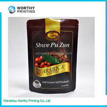 Custom Printing Aluminum Foil Bag For Food Packaging Moisture Proof