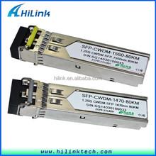 CWDM SFP 1470nm 1550nm Transmitter Module