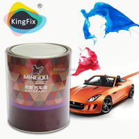 solid colors Strong resilience performance car paint brand names for 1K primer surfacers