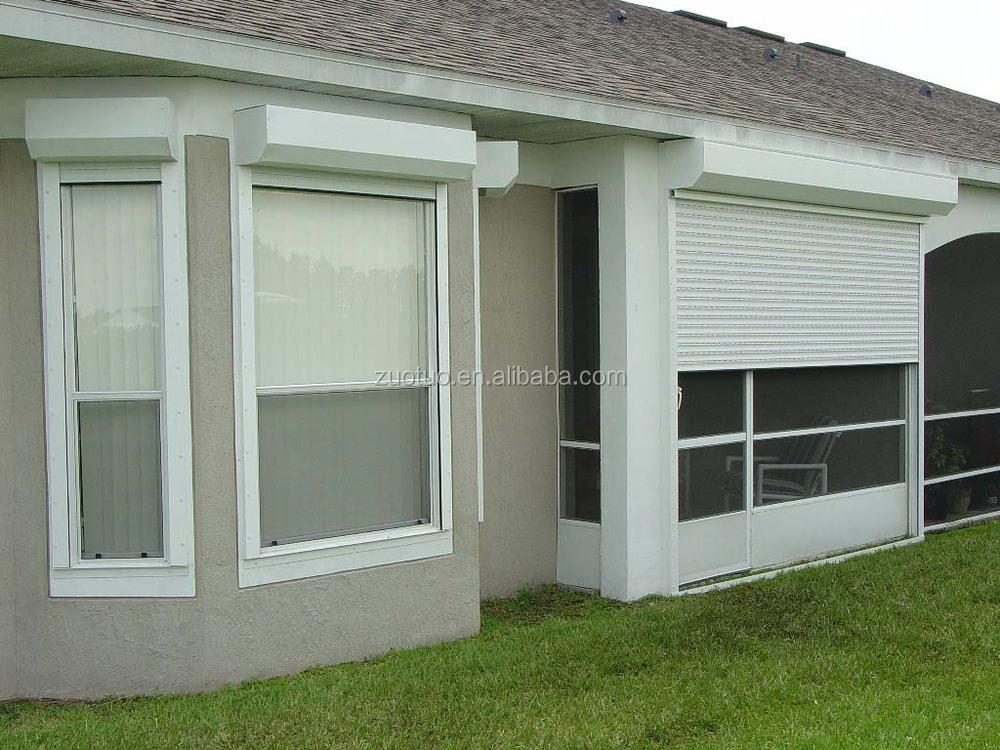 automatische sicherheitsfenster aluminium rollladen wei e farbe fenster produkt id 60059026147. Black Bedroom Furniture Sets. Home Design Ideas