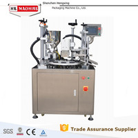 PLC Control Automatic Ultrasonic Plastic Tube Filler Sealer from China Suppliers