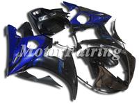 r6 fairing kit for yamaha 03 r6 yzf body kit 2003 2004 2005 yzf r6 03 04 05 r6 fairing kit r6 05 yzf r6 fairings blue black