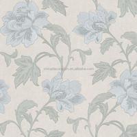 2015 new design PVC deep embossed interior wallpaper