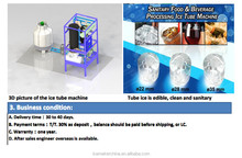 hot new products tube ice machine price for 2015