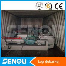 veneer peeling machine/wood peeling lathe/log debarker