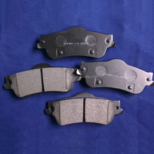 AP 4 pot Caliper high performance racing sport non asbestos free ceramicD1352 BUICK Brake Disc Pad
