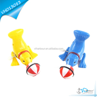 New Product Animal Sea Lions with chain