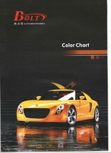 Factory price automotive paint automotive metallic paint colors Good Covering High Gloss