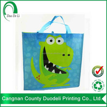 NW- China New design promotion cheap non woven suit bag shopping tote bag with great low price