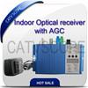 2 Way Output Smart indoor Optic Receiver with AGC/FTTH Optic Receiver with AGC