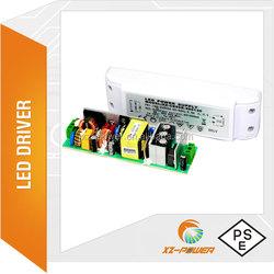 XZ-CE50B Low Ripple LED Light Driver PSE Cert LED Driver 50W