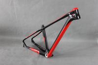 ICAN велосипеды 27.5er углерода горный велосипед 650b велосипед кадр углерода mtb велосипедов кадр bsa/bb92 size15/19/21 ud рамка xt275