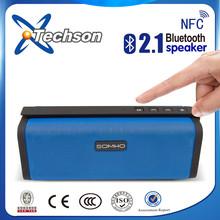 2015 new product wireless bluetooth speaker with am fm radio