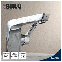 FARLO single handle brass bathroom wash basin water faucet