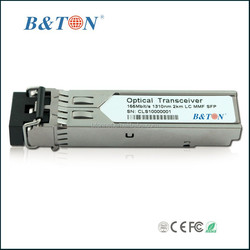 155M 1310nm 40KM SM LC connector SFP module price