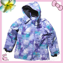 Child Boys Ski Jacket snow coat winter wear for Boy