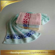 custom made cotton velour terry good quality 2015 new design wholesale exquisite bath towel lahore