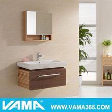 VAMA 30' Hanging Storage Mirrored Fancy Bathroom Vanities