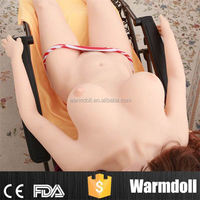 Real Solid Sex Doll 36 Inch Empty Body Full Silicone Sex Doll Sex Vibrator Doll For Men
