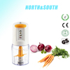 plastic food blender with stainless blade and powerful motor hot sale in 2015