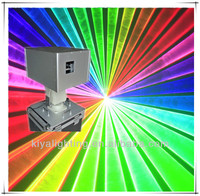 Factory Direct Sales High Power 10W Full Color RGBW Outdoor Landmark Laser Dance Stage Lighting