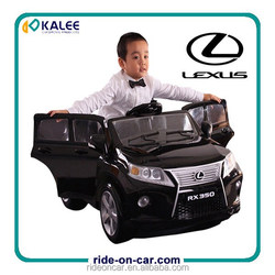 Lexus Baby Battery Car Electric Remote Control Toy Car Kids Ride On Car
