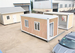 fireproofed movein condition price  container prefabricated houses and villas containers