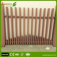 Kingreen preuve de l'eau WPC platelage WPC terrasse extérieure modèle en bois clôtures