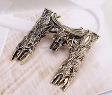 Hot sale game of thrones with the Freda Twin Towers's brooch (SWTMD1302)