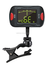 Best guitar accessories clip-on chromatic/guitar/bass patented tuner