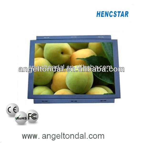15 pulgadas el monitor hdmi, potencia de la batería de monitor de vídeo