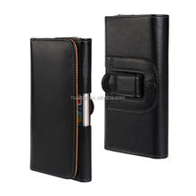 Fashion litchi pattern holster pouch leather case for iphone 6 wholesale alibaba