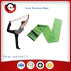 custom resistance exercise rubber band for fitness